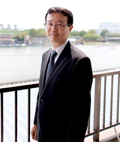 代表取締役社長 後藤範行
